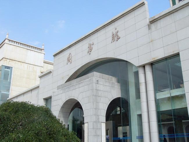 e线图情-(16)兰州大学图书馆(图)